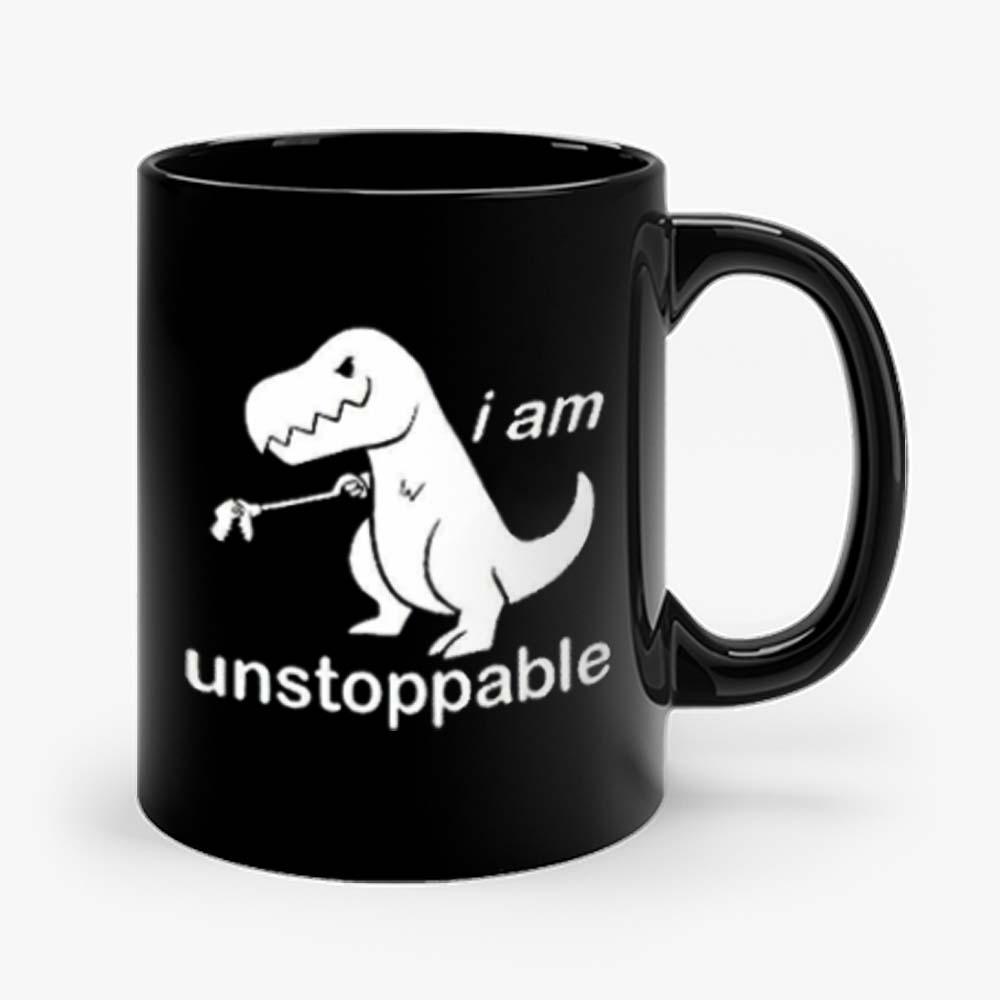 Im Unstoppable Dinosaur T Rex Mug