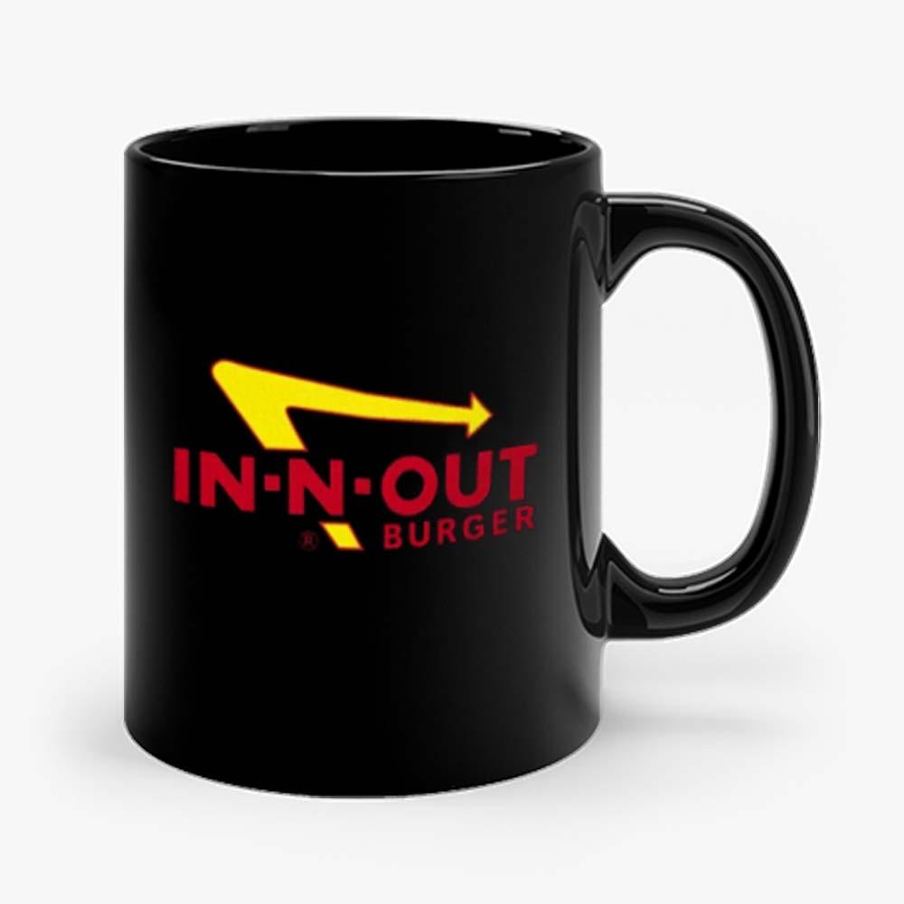 In And Out Burger Mug