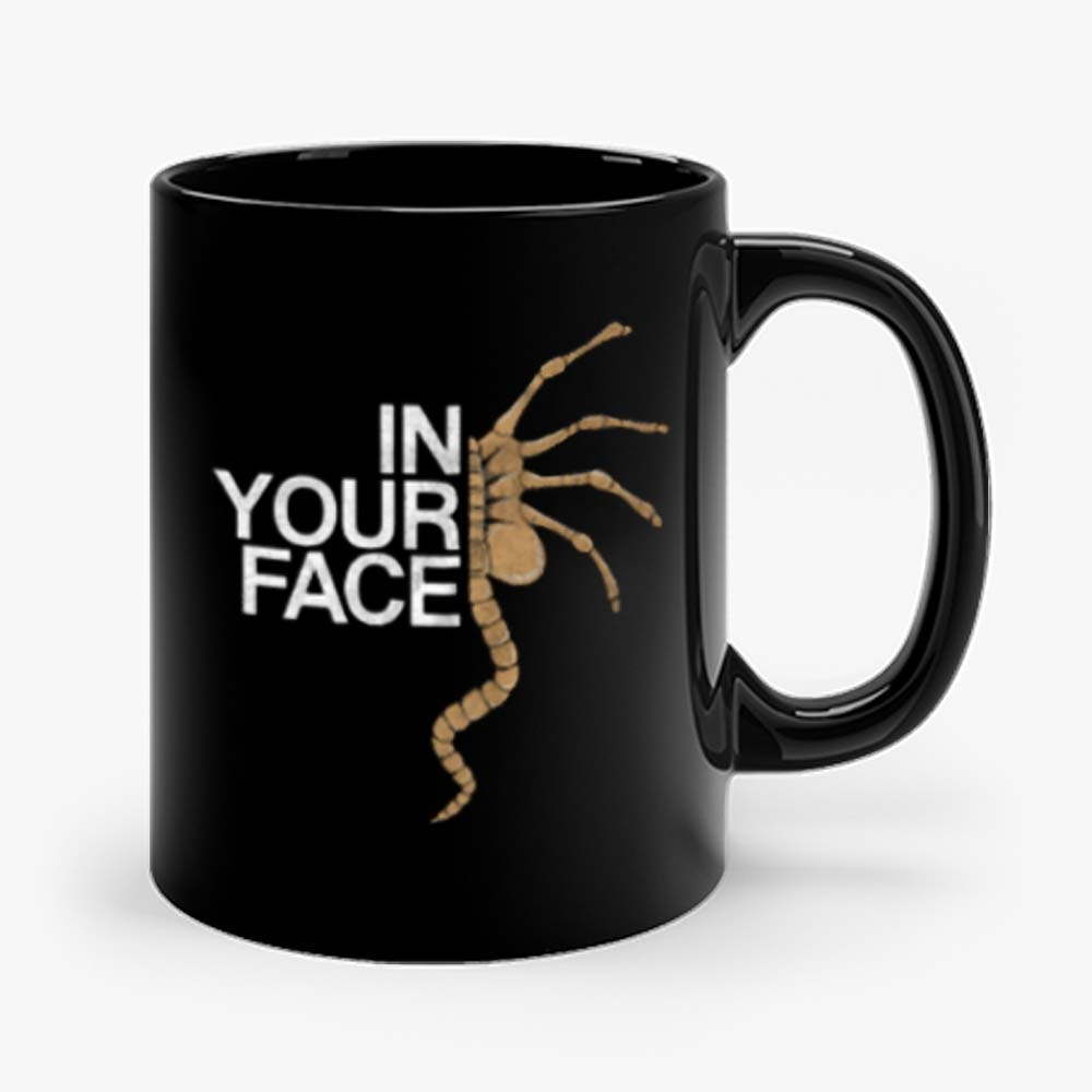 In Your Face Mug