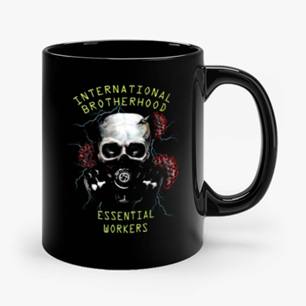 International brotherhood essential workers Mug
