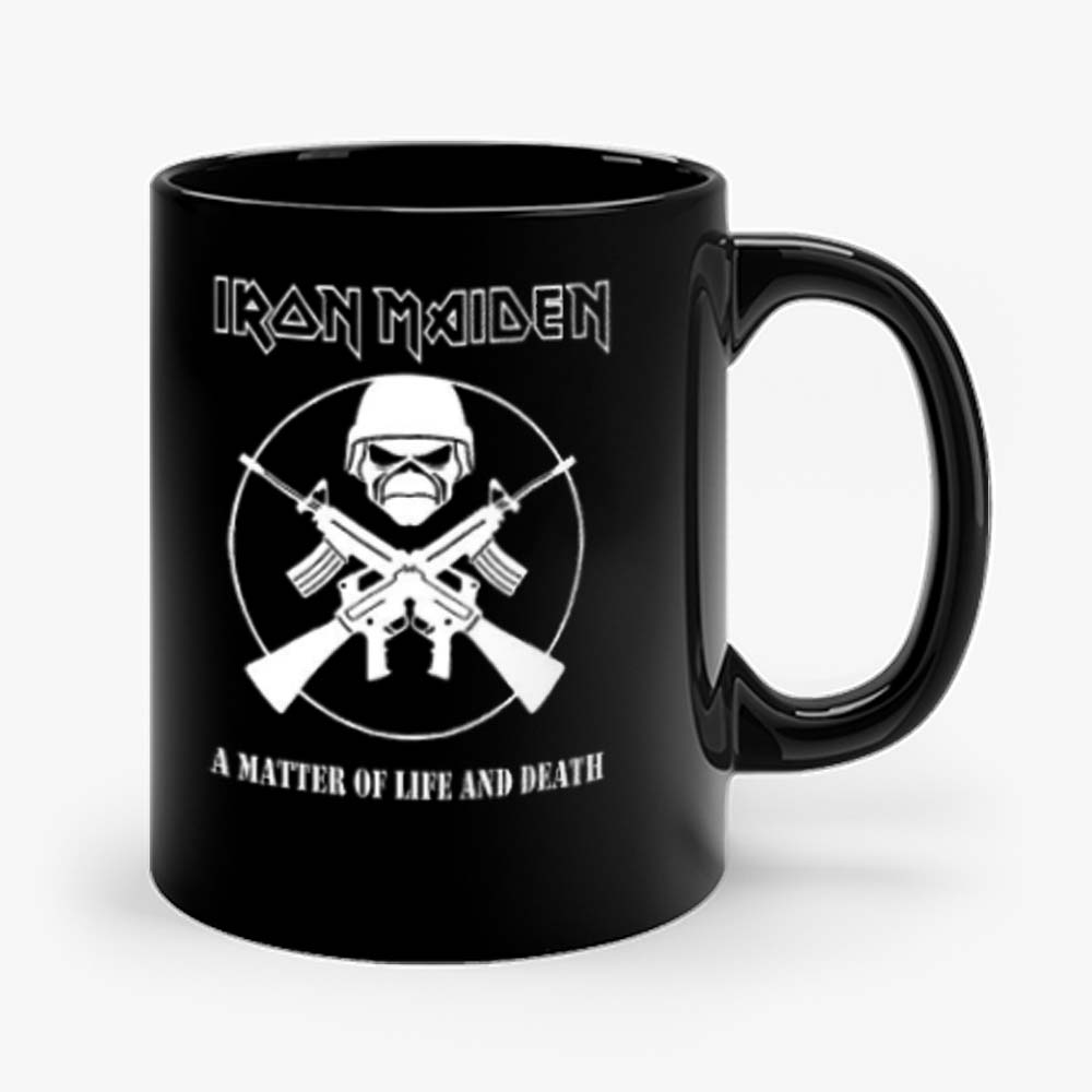 Iron Maiden A Matter of Life and Death Mug