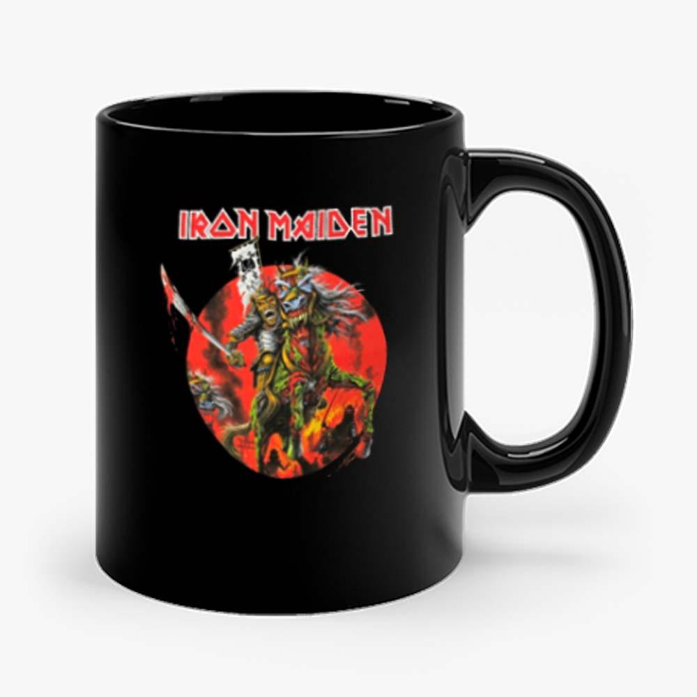 Iron Maiden Samurai Mug