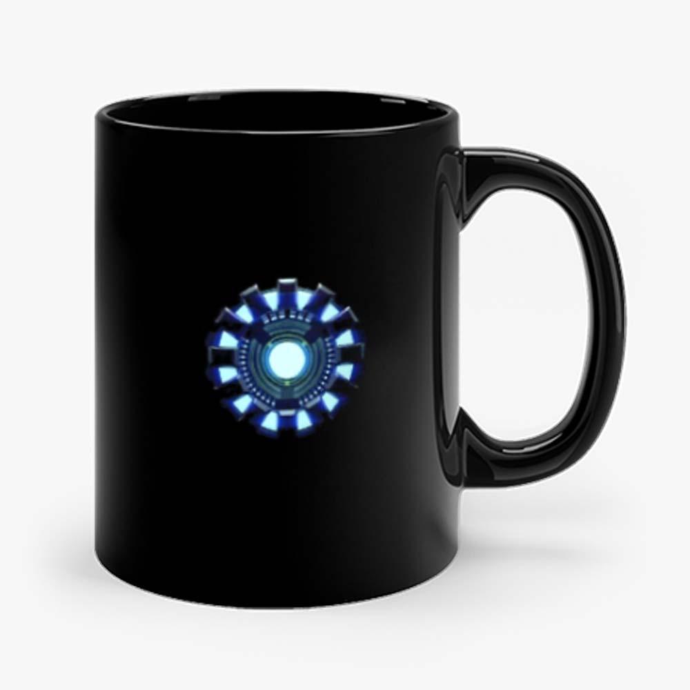 Iron Man Arc Reactor Stark Industries Superhero Mug