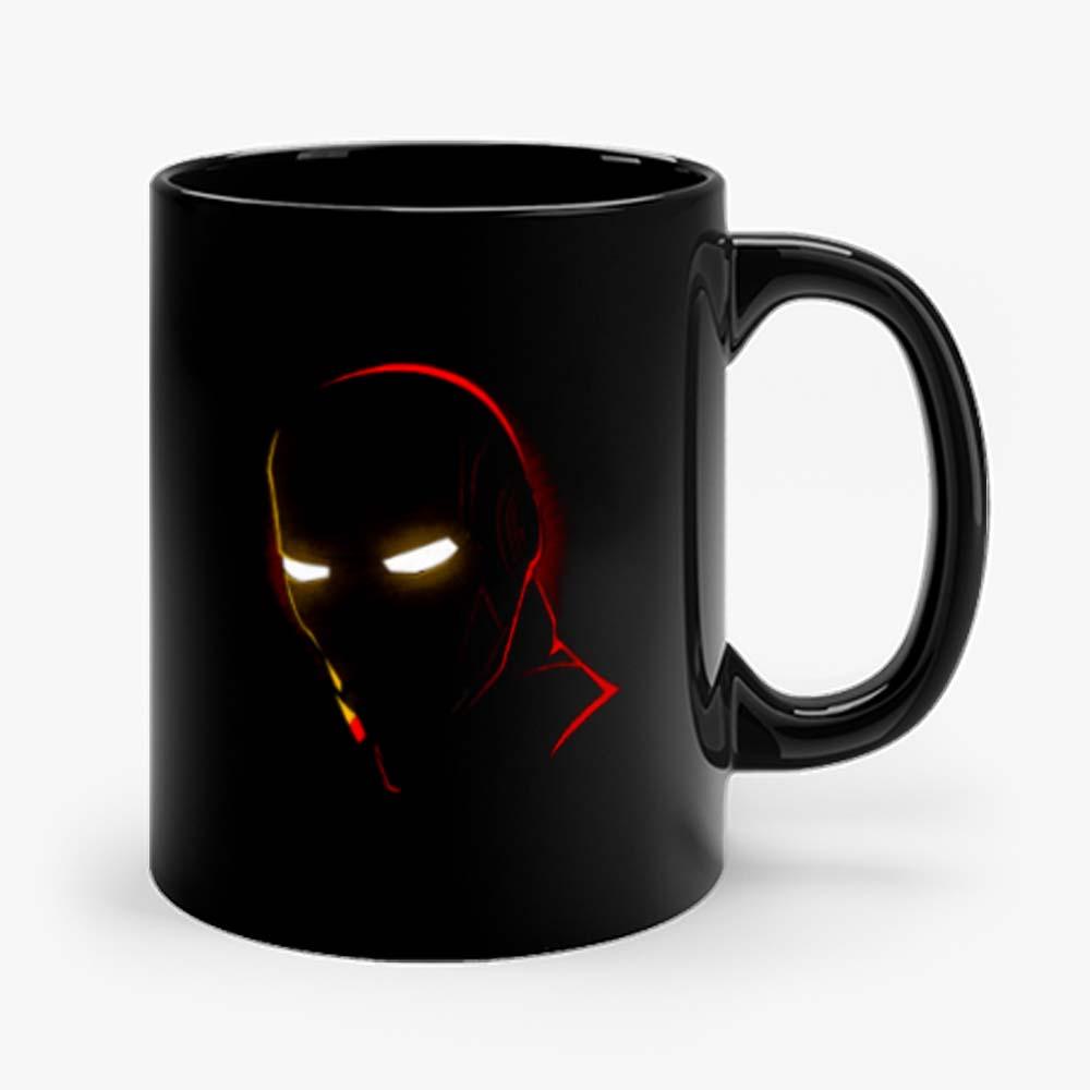 Iron Man Mask Mug