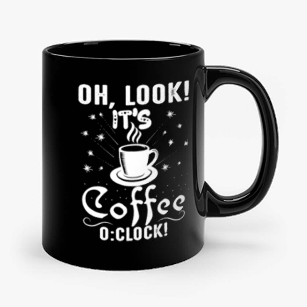Its Coffee Time Good Time Mug