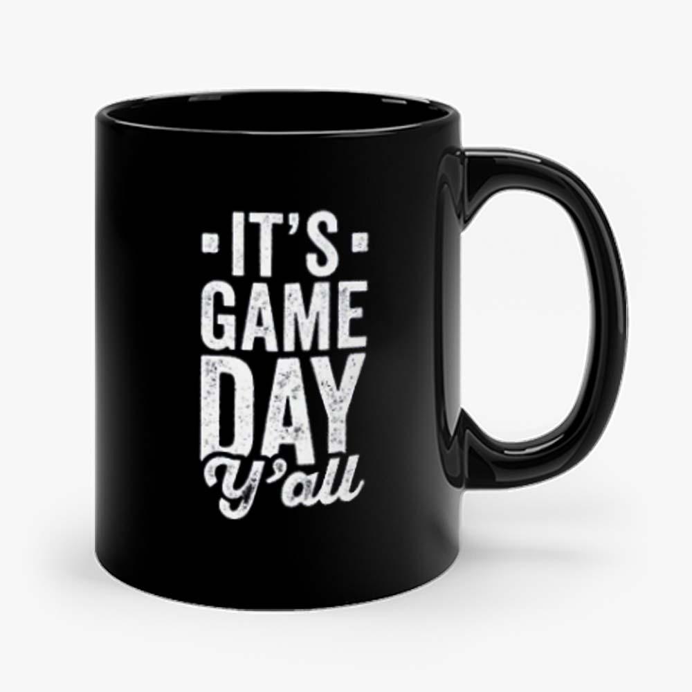 Its Game Day YAll Mug