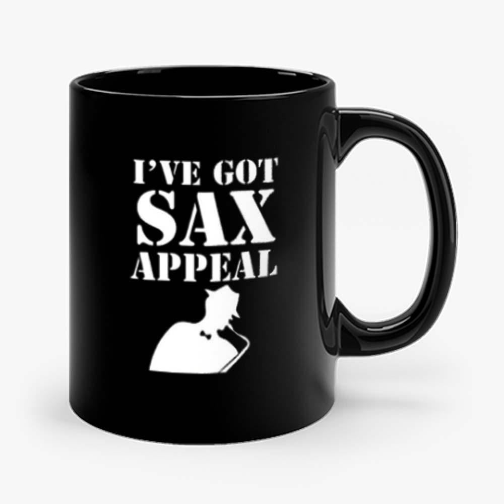 Ive Gotsax Appeal Mug