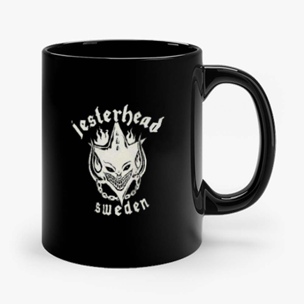 Jessterhead Skull Mug