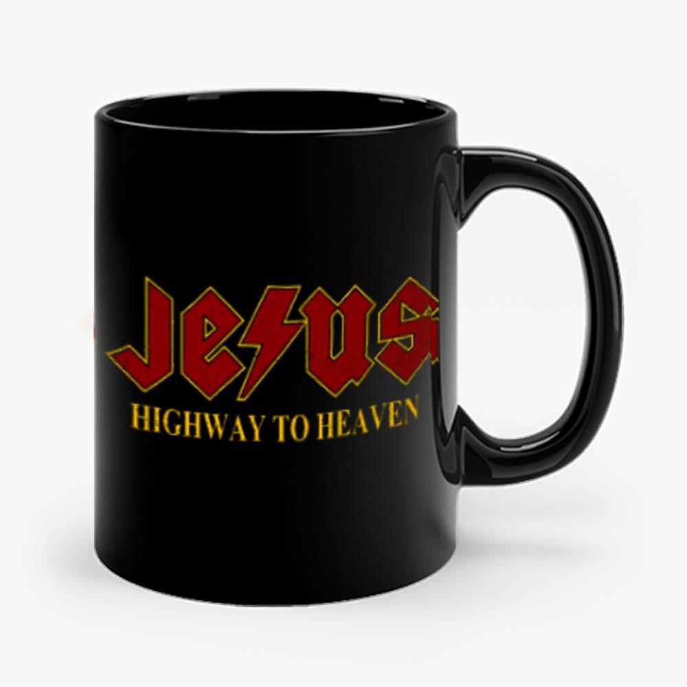 Jesus Highway to Heaven Mug