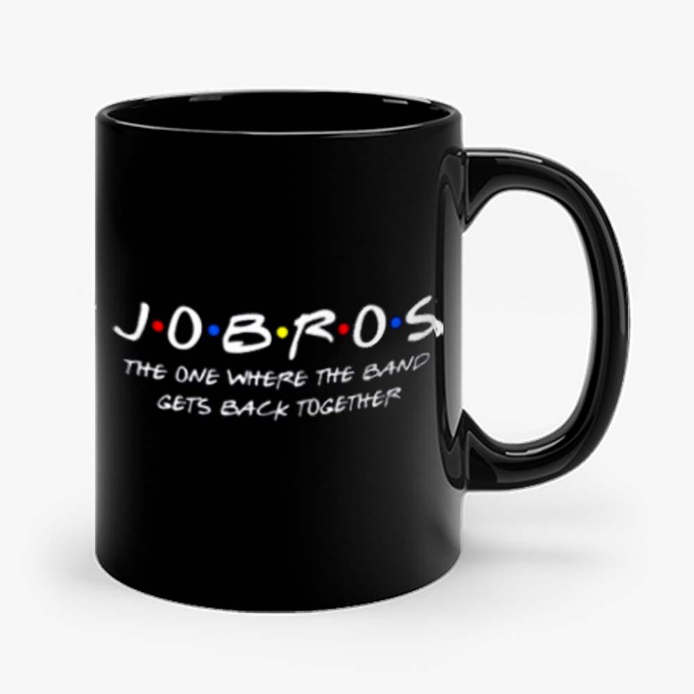 Jobros The One Where The Band Get Back Together Mug