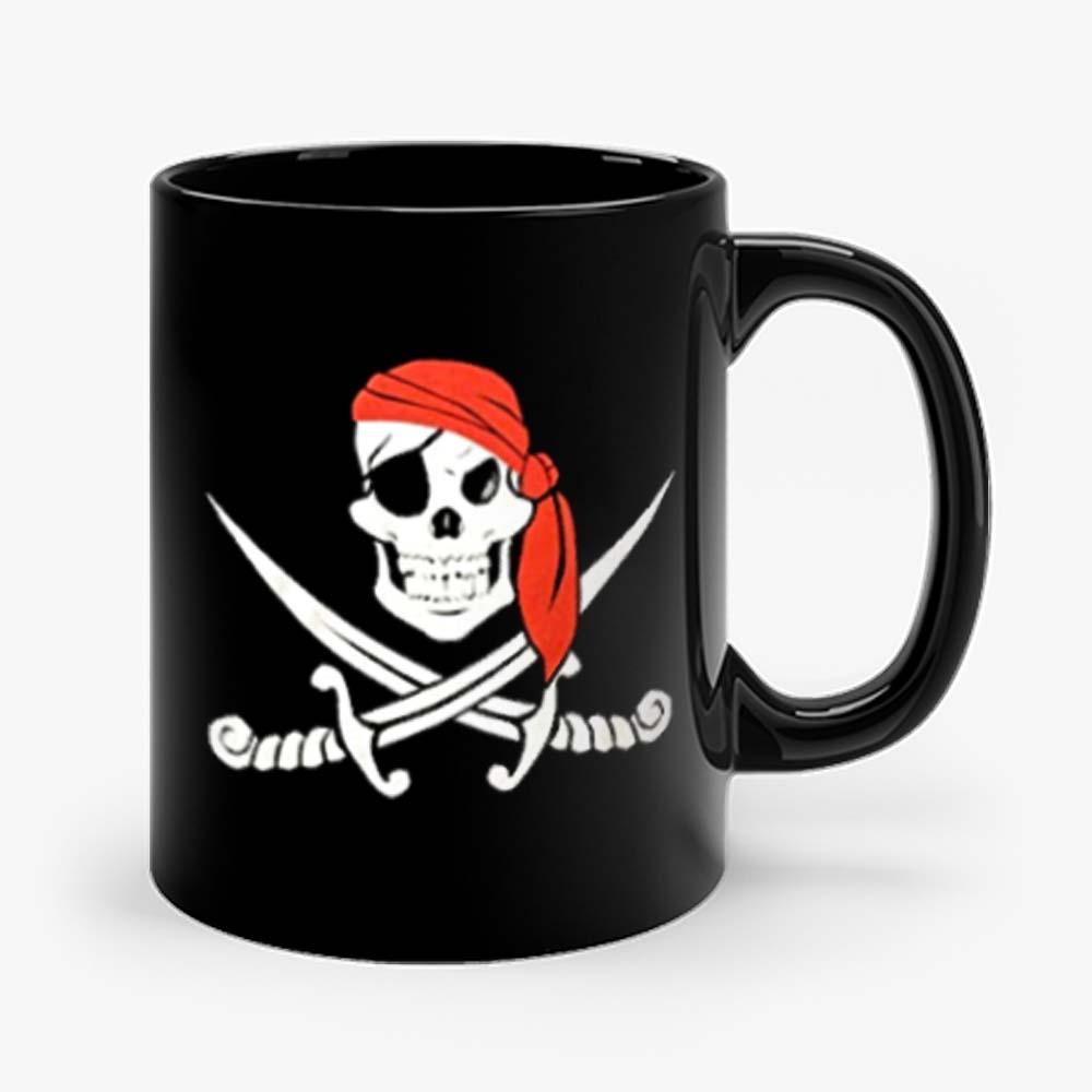 Jolly Roger Pirate Flag Mug