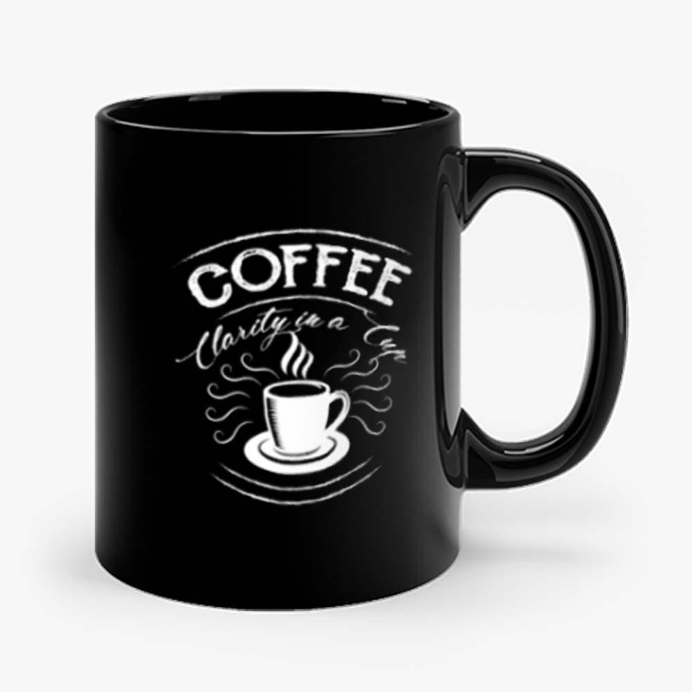 Just Coffee Benefits Mug