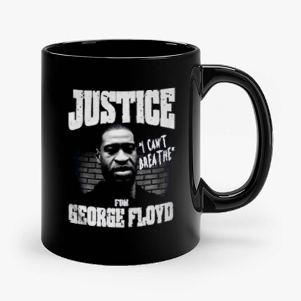 Justice George Floyd Mug