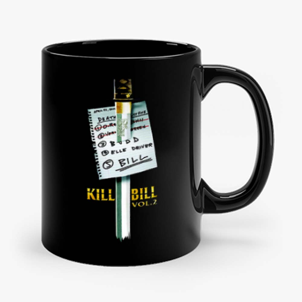 KILL BILL Vol 2 Mug
