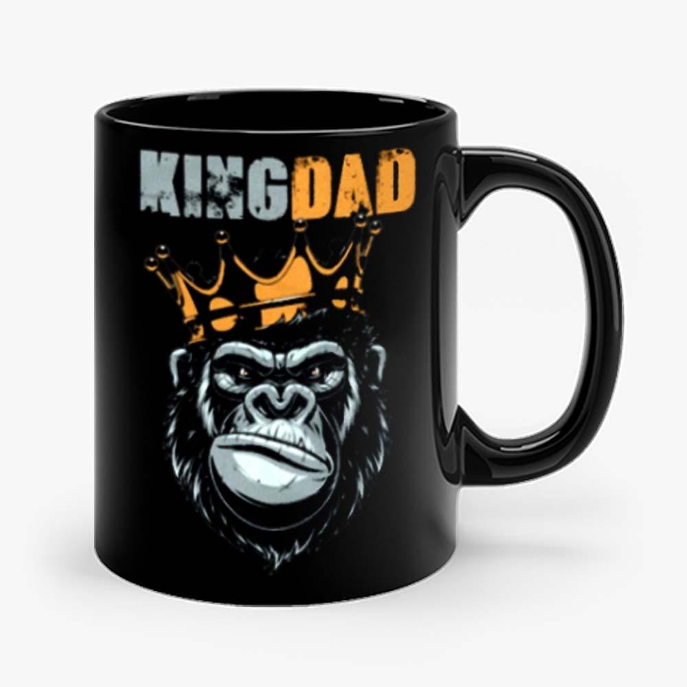 KIng Dad Fathers King Kong Mug