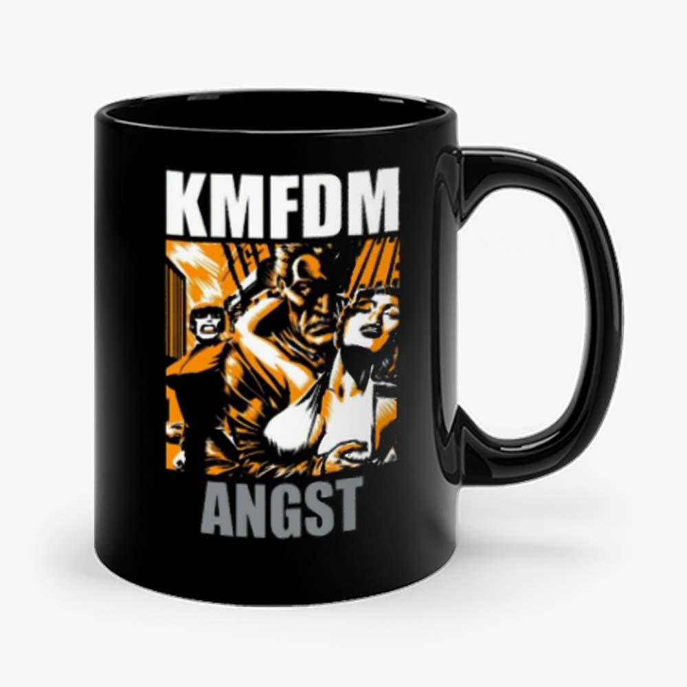 KMFDM ANGST Mug