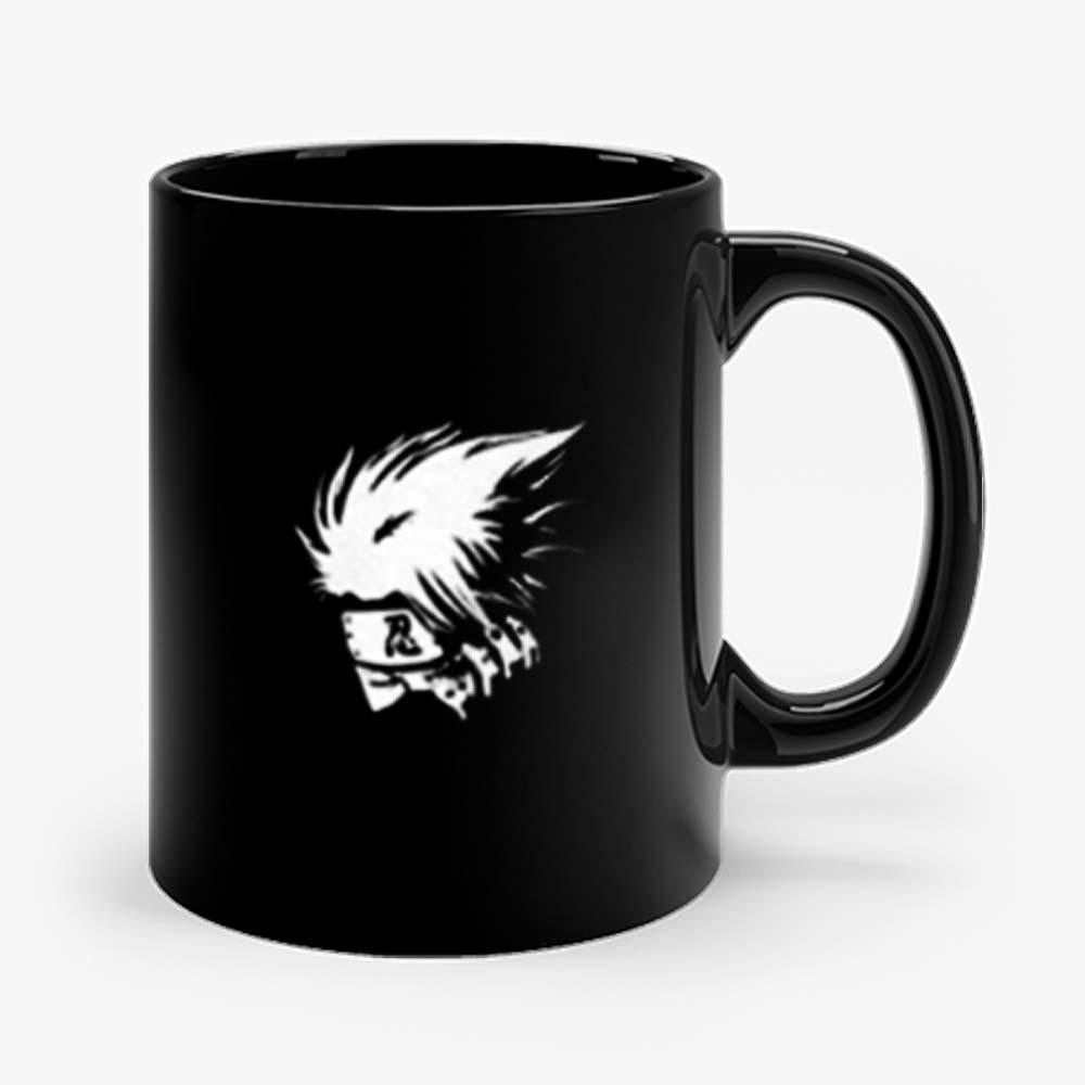 Kakashi Hatake Sharingan Naruto Mug