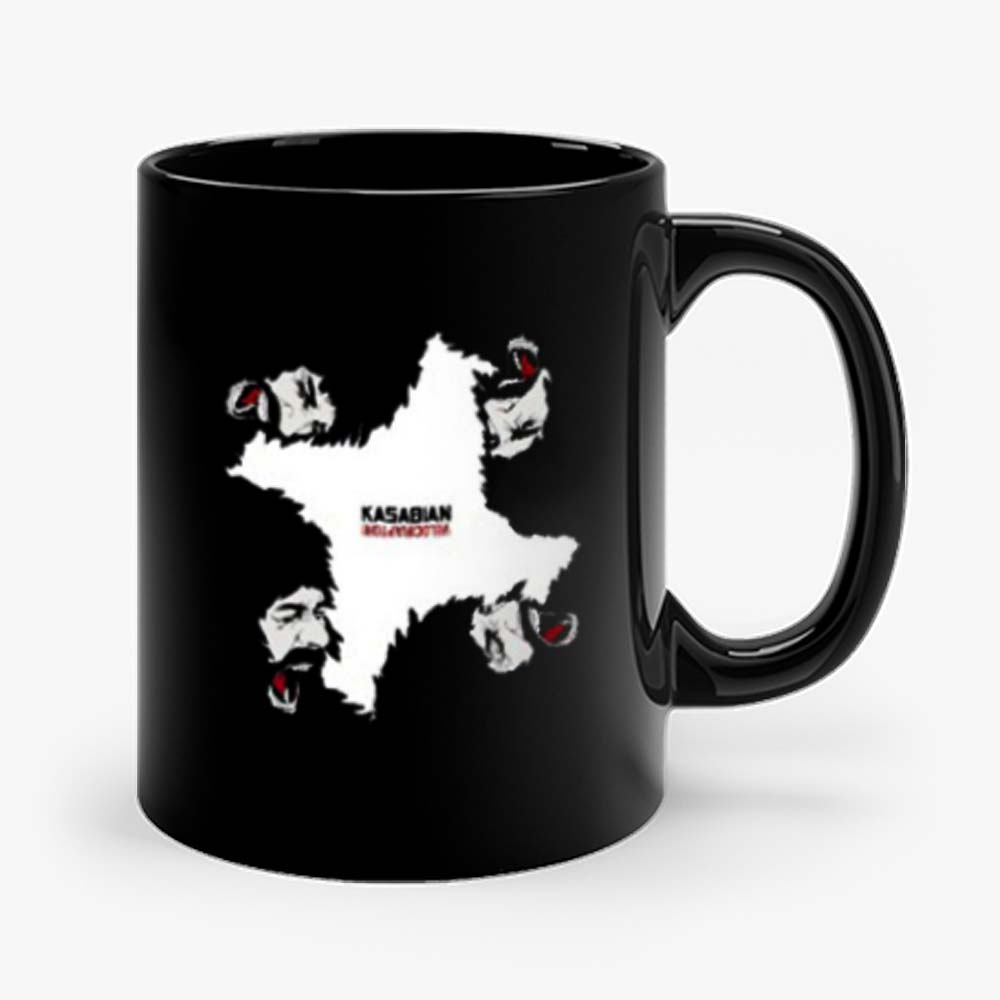 Kasabian Rock Band Mug
