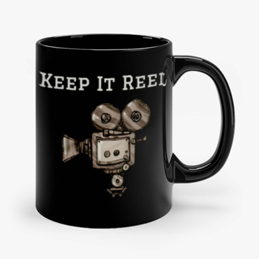 Keep It Reel Filmmakers and Directors Mug