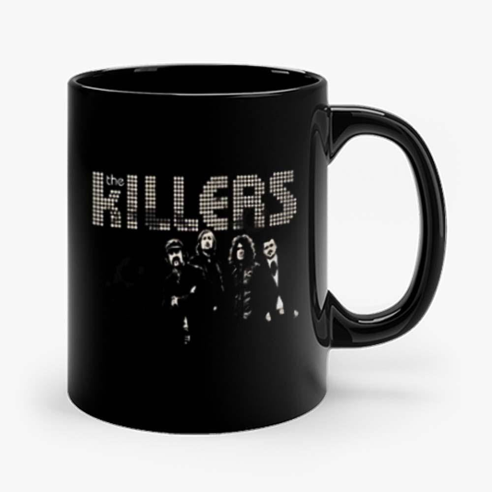 Killers Indie Rock Band Mug