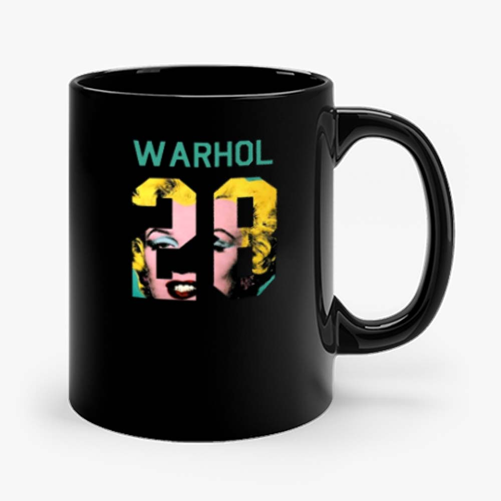 Kings Of Ny Warhol Mug