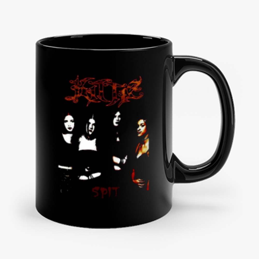 Kitie Spit Metal Mug