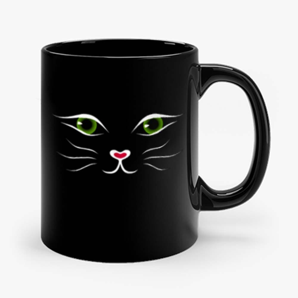 Kitty Face Cat Mug