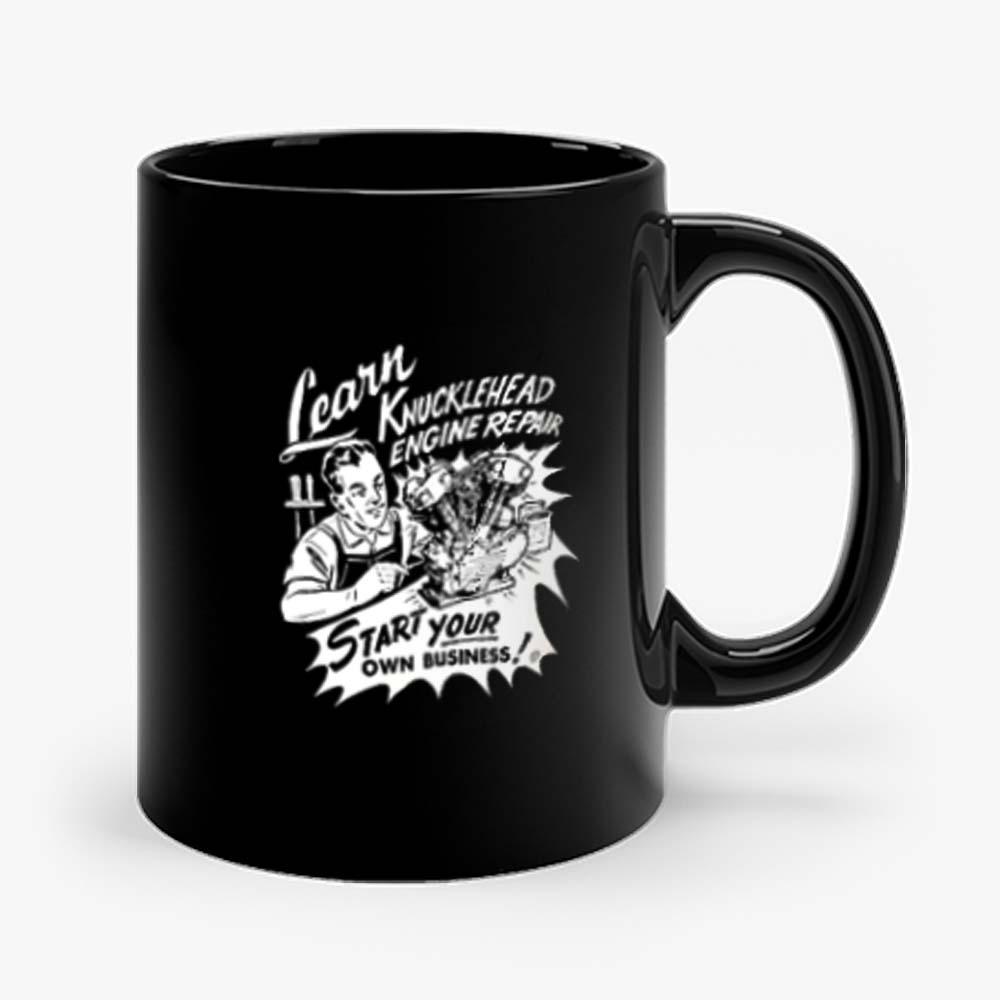 Knucklehead Repair Mug