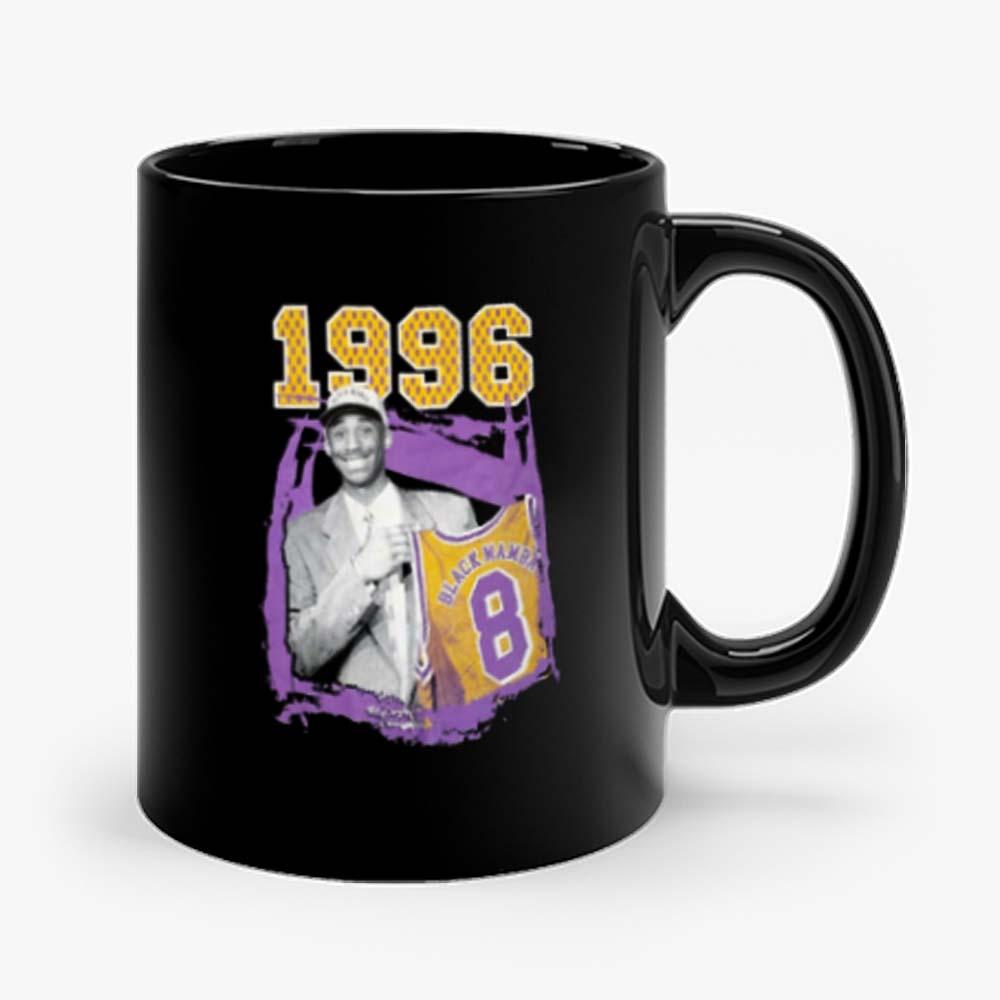 Kobe Bryant 1996 Draft Day Mug