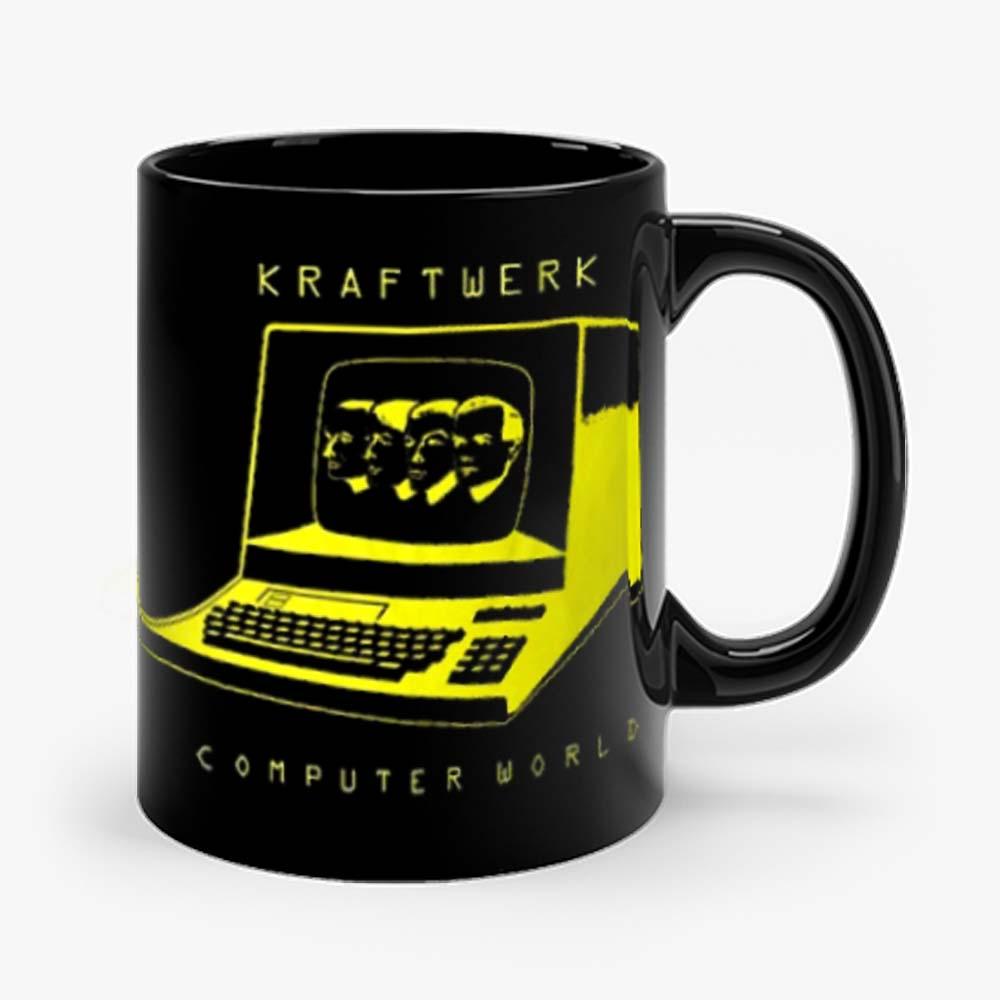 Kraftwerk Computer World Mug
