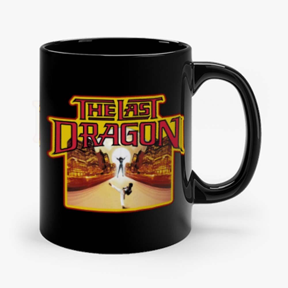 Kung Fu Classic The Last Dragon Mug
