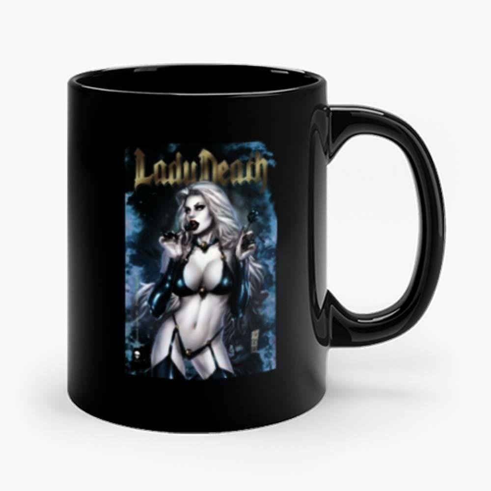 Lady Death Mug