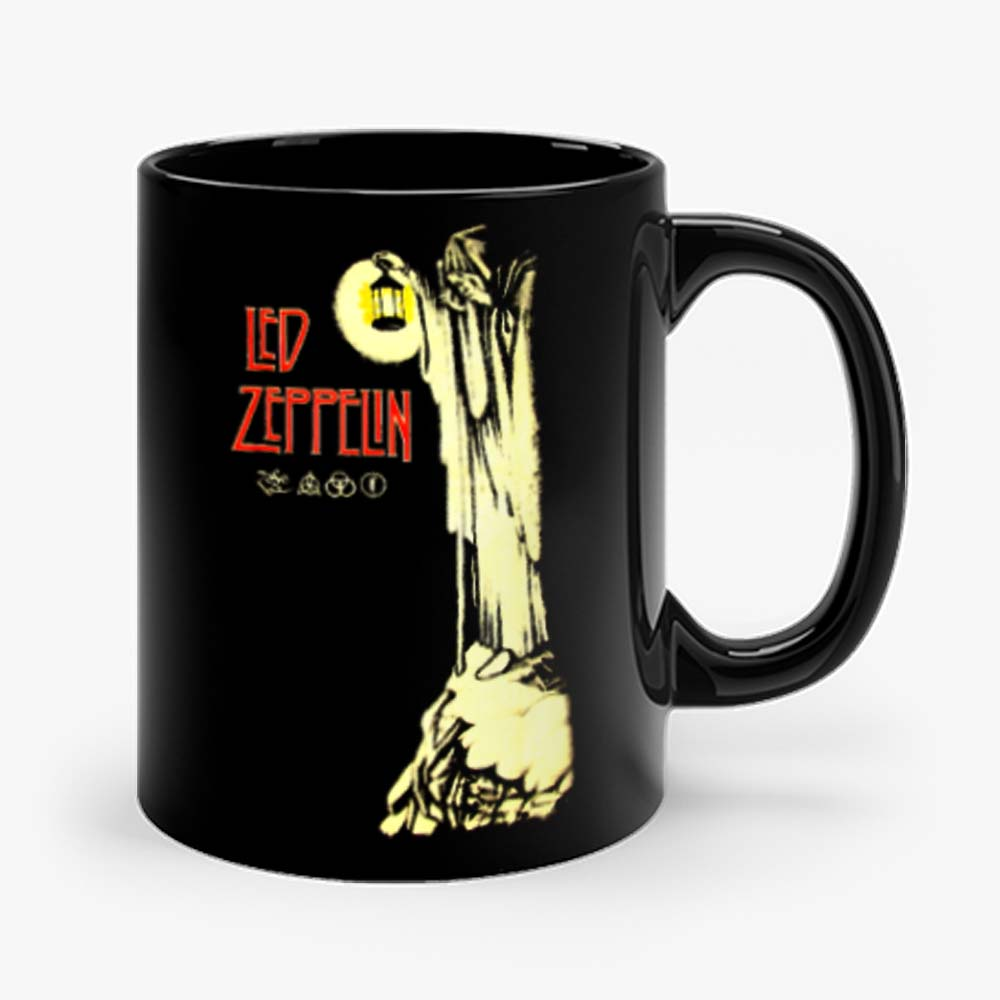 Led Zeppelin Hermit Plant Page Stairway To Heaven Mug