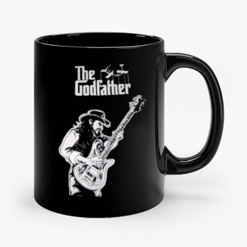 Lemmy tribute shirt motorhead biker punk heavy metal Mug
