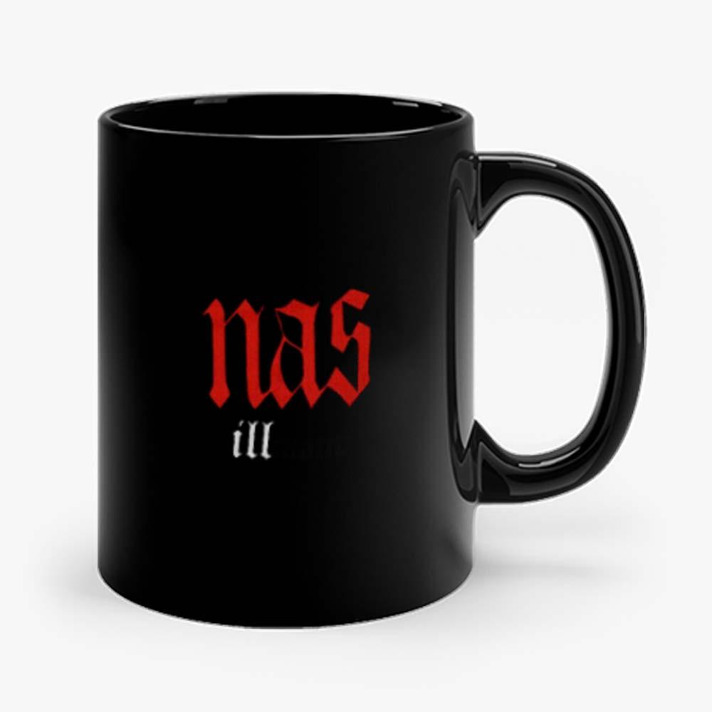 Nas Illmatic 90s Hip Hop Rap Mug