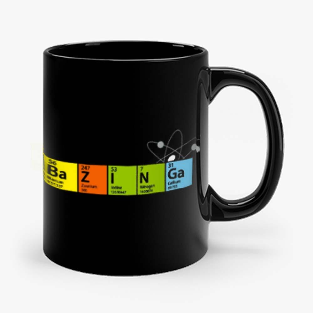 New Big Bang Theory Bazinga Cooper Sheldon Funny Mug