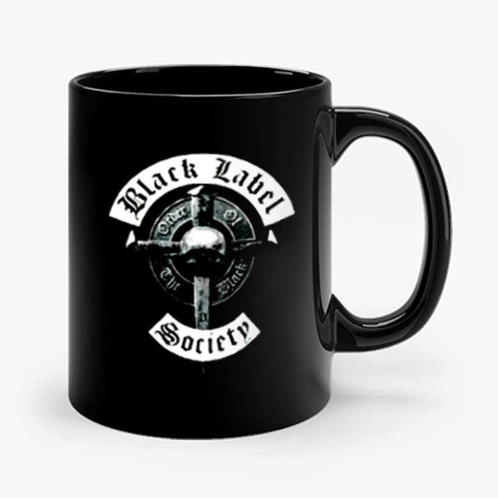New Black Label Society Order of The Black Mug