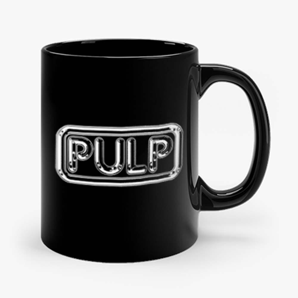 New PULP English Rock Band Legend Mug