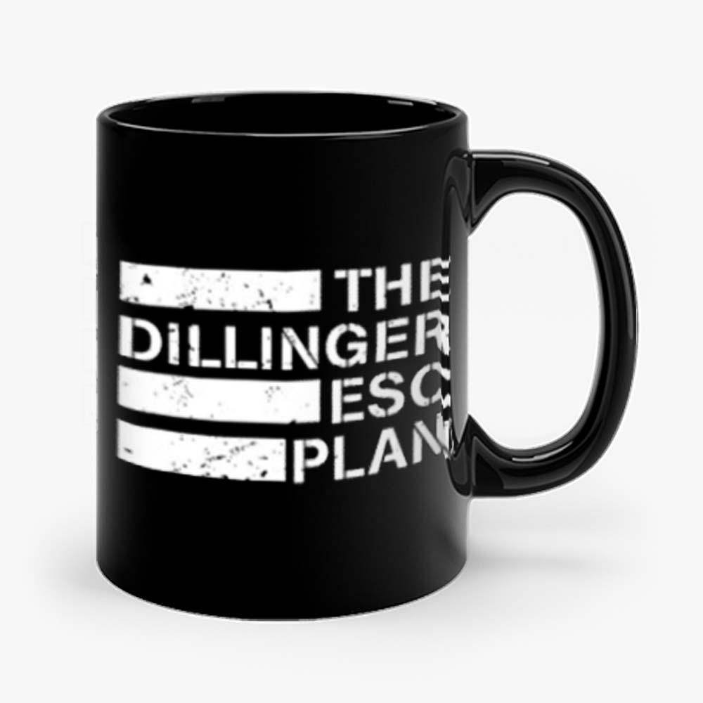 New The Dillinger Escape Plan Metal Band Mug