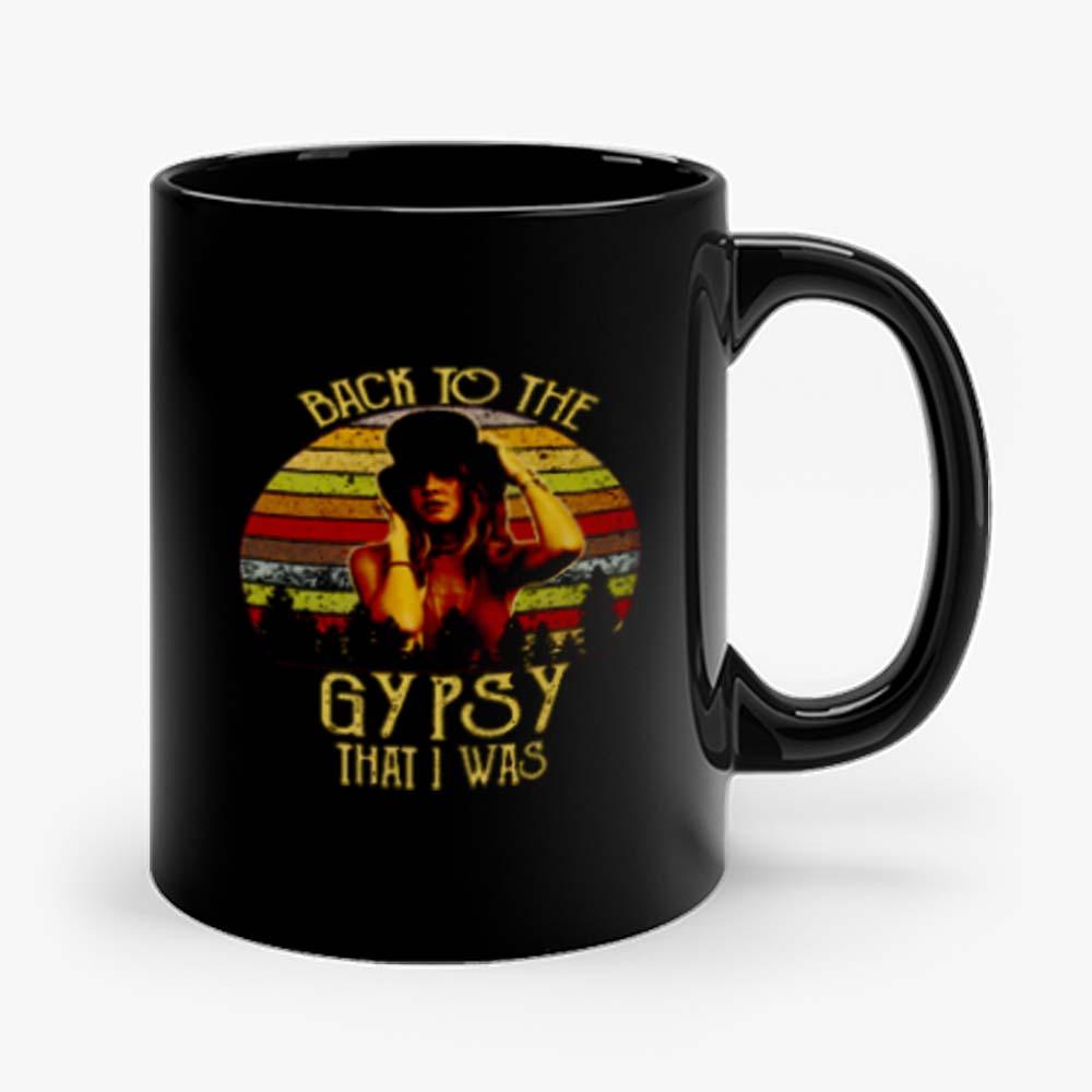 Nicks Back To The Gypsy That I Was Vintage Mug