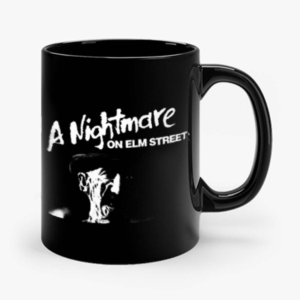 Nightmare On Elm St Freddy Krueger Photo lizenziert Mug