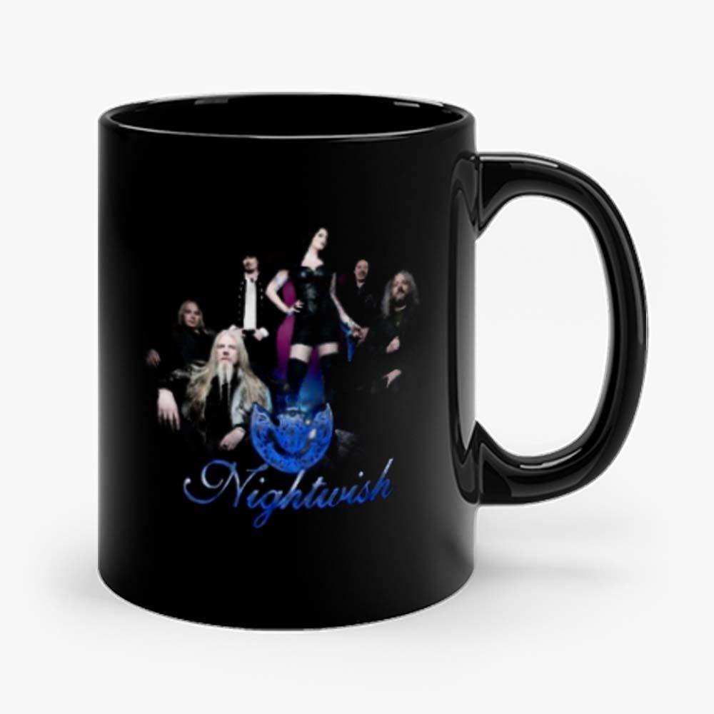 Nightwish Band Tuomas Holopainen Floor Jansen Mug