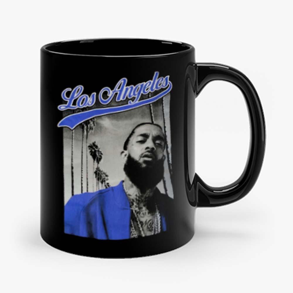 Nipsey Hussle Rapper Los Angeles Mug