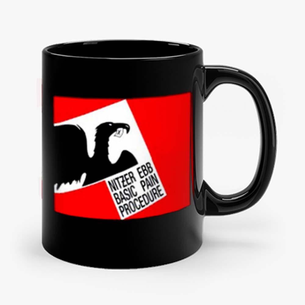 Nitzer Ebb Electronic Rock Mug
