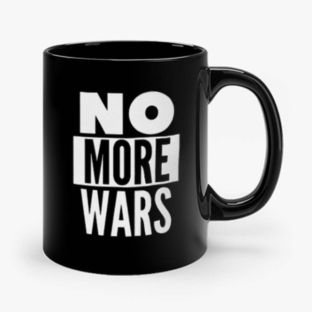 No More Wars Mug