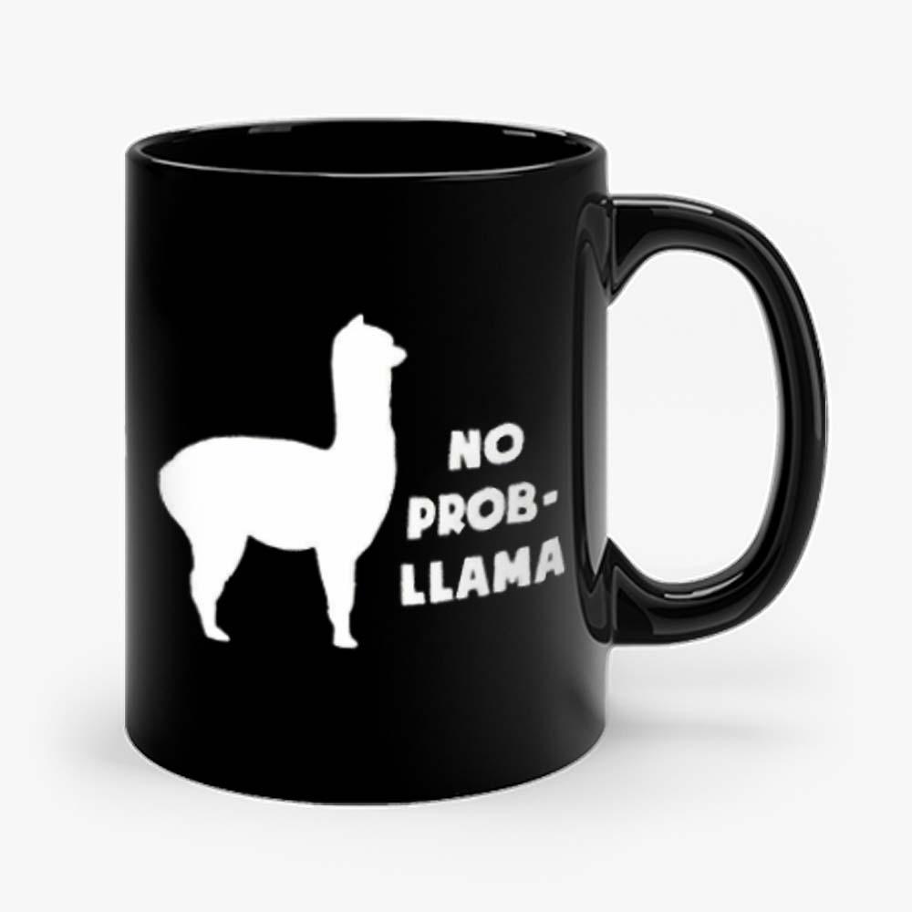 No Prob LLAMA Mug