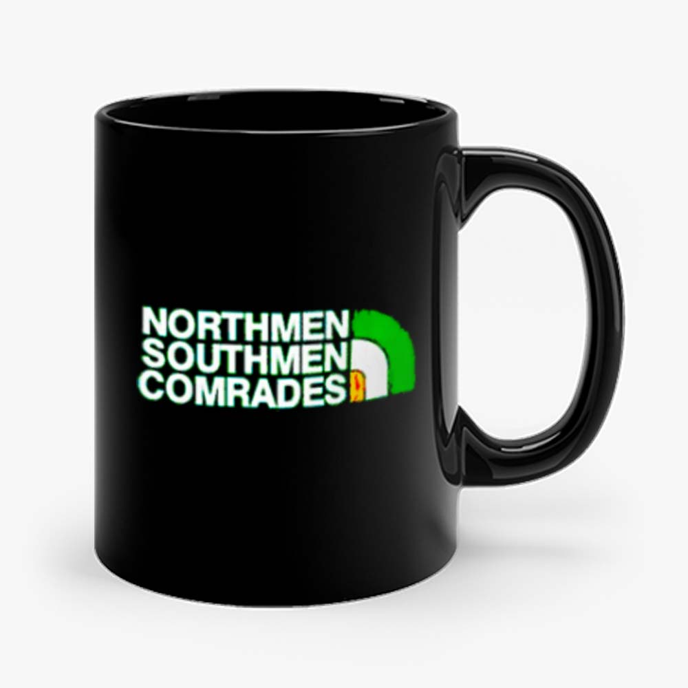 Northman Southman Comrades Celtic Fc Fan Mug