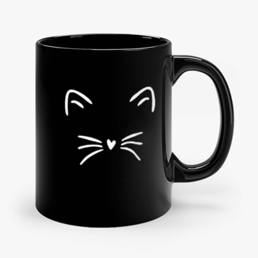 Not Eyes Cat Mug