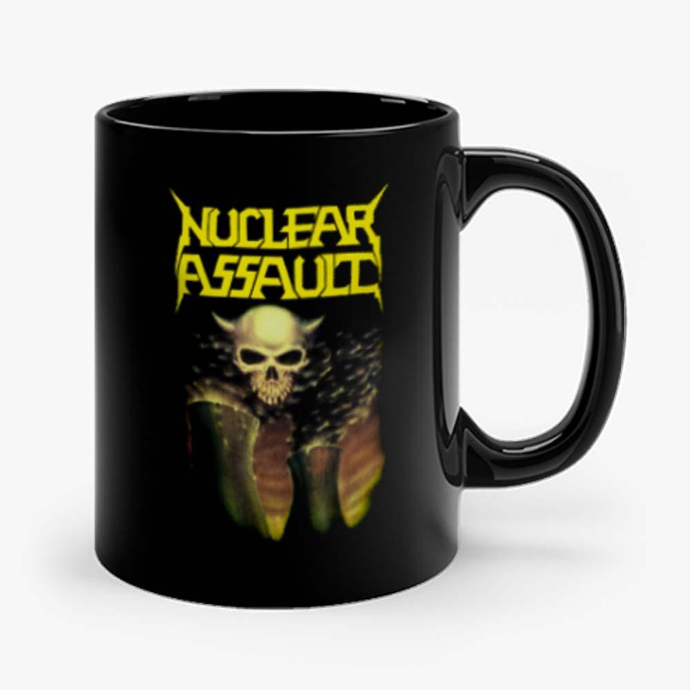 Nuclear Assault Band Mug