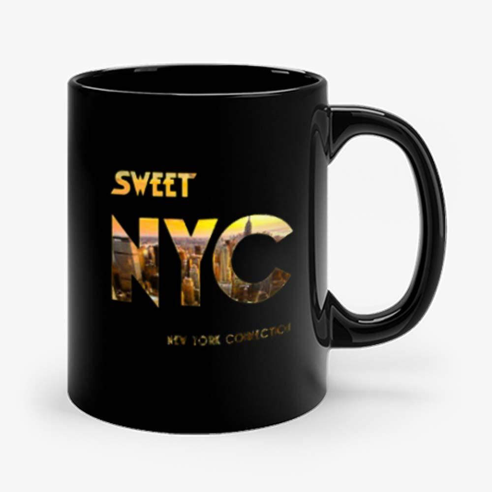 Nyc New York The Sweet Band Mug